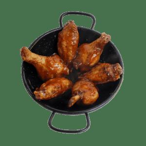 Alitas de pollo con salsa barbacoa | TIA TOTA | Comida a domicilio en Alhama de Murcia