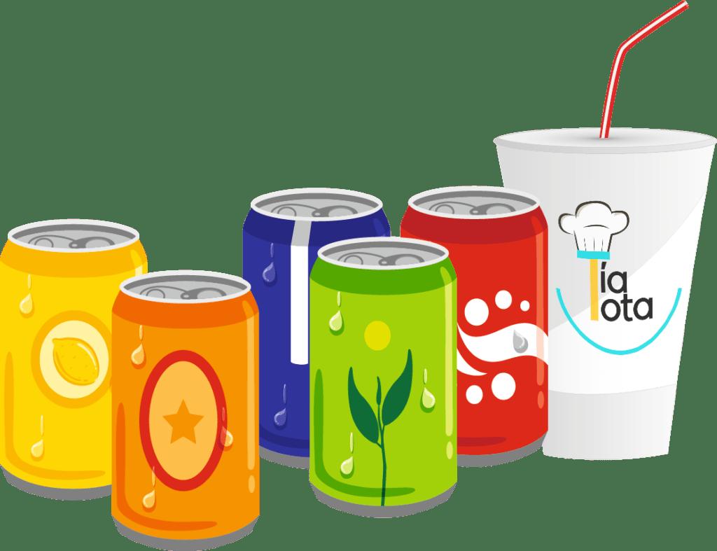 Bebidas a domicilio en Alhama de Murcia - Tia Tota