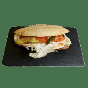 Bocadillos a domicilio en Alhama de Murcia - TIA TOTA - Bocadillo de pollo