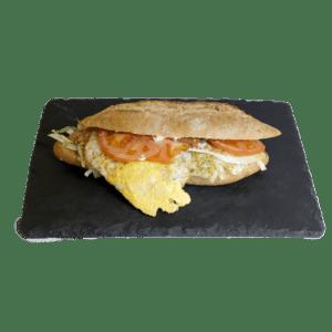 Bocadillos a domicilio en Alhama de Murcia - TIA TOTA - Bocadillo vegetal