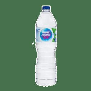 Botella de agua Aquarel de 1,5 Lts.