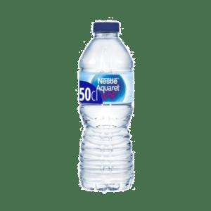 Botella de agua Aquarel de 50 cl