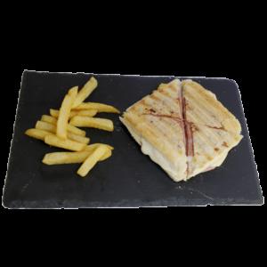 Sandwich de jamón pollo y queso Carlitos - TIA TOTA - Alhama de Murcia