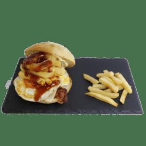 Hamburguesa especial crocante Super Juan - TIA TOTA - Alhama de Murcia