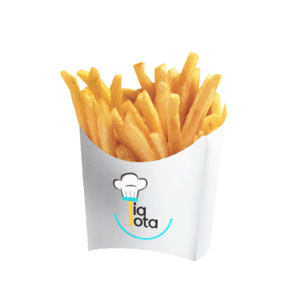 Patatas fritas a domicilio en Murcia - Tia Tota - Comida a domicilio en Murcia