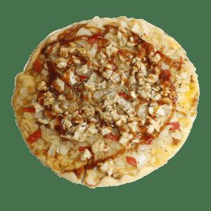 Pizza de pollo a la barbacoa (Forte) - TIA TOTE - Pizzerias a domicilio en Alhama de Murcia