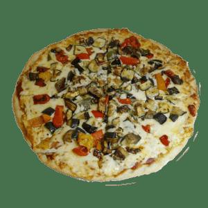 Pizza de verduras a la parrilla - TIA TOTA - Pizzas a domicilio en Alhama de Murcia