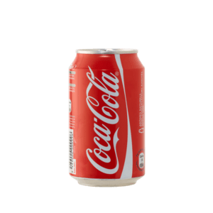 Lata de Coca Cola de 33 cl