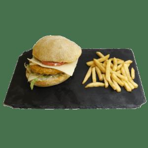 Hamburguesa crocante - TIA TOTA - Alhama de Murcia