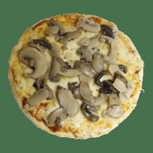 Pizzas de champiñones a domicilio en Alhama de Murcia - TIA TOTA