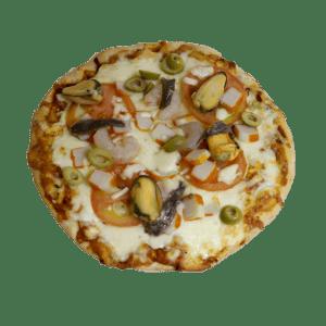 Pizza marinera en Alhama de Murcia - TIA TOTA